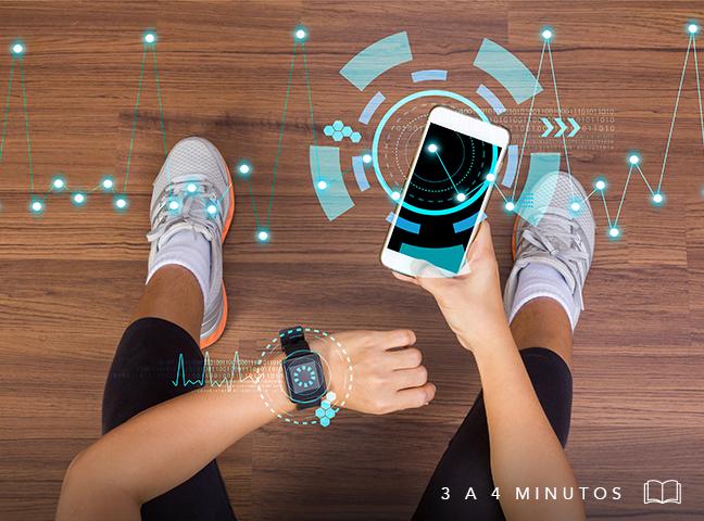 Mejora tu rutina y bienestar con dispositivos smart