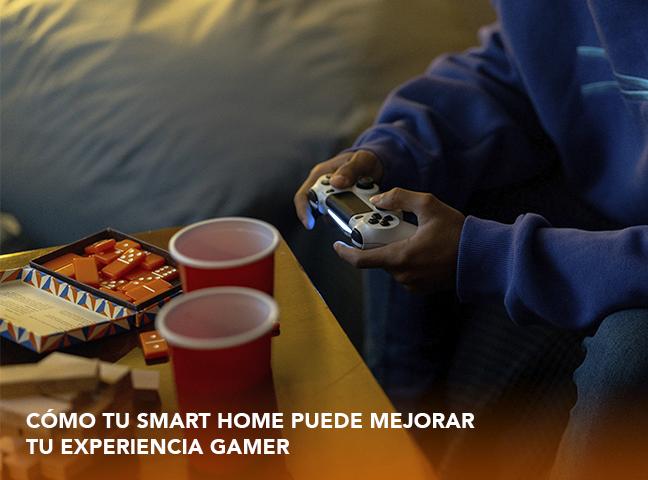 Cómo tu smart home puede mejorar tu experiencia gamer