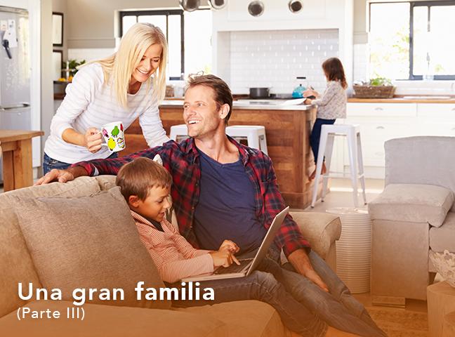 Una gran y energética familia (III)